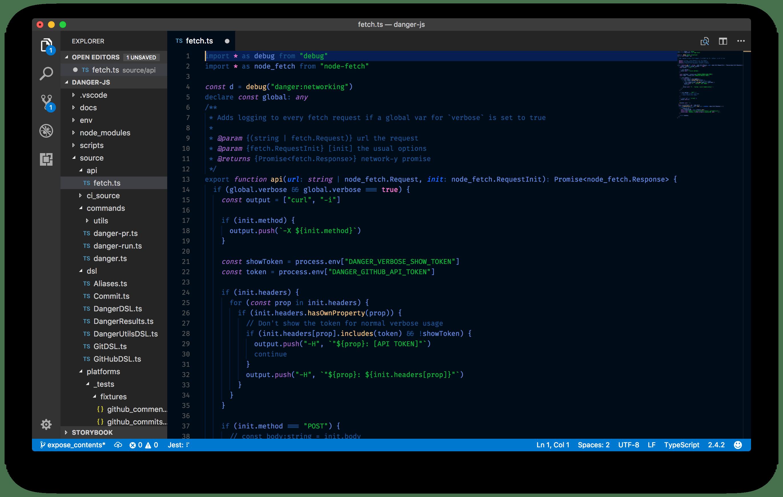 VS Code themes